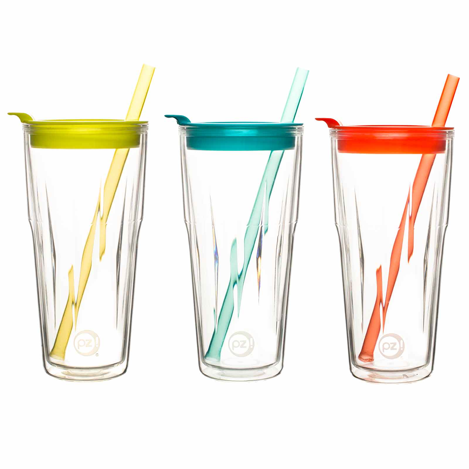 Replacement Lid with Straw for Gem 25oz Tumbler