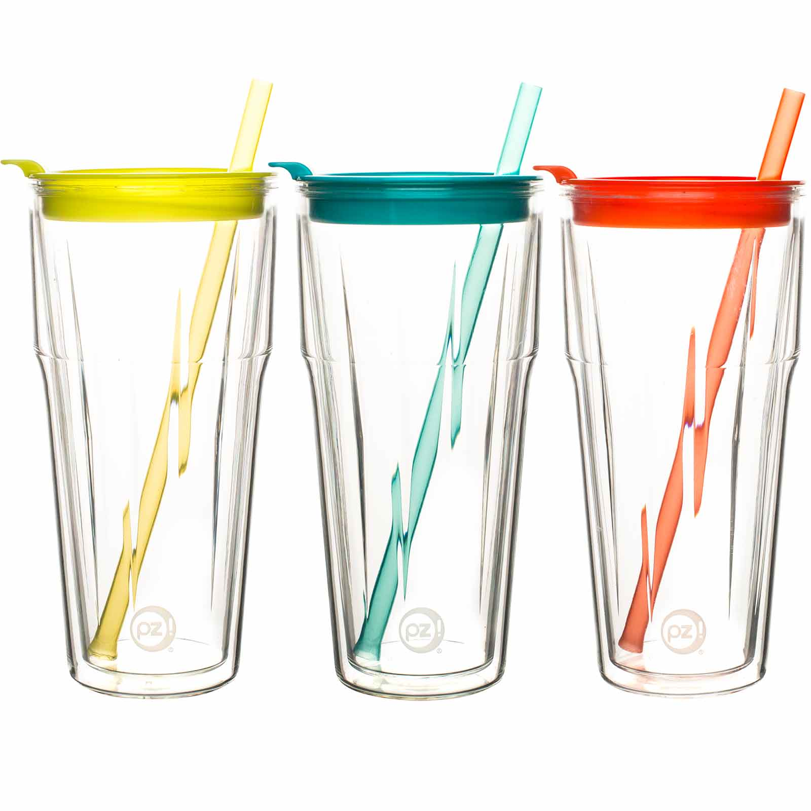 Replacement Straws for Gem 25oz Tumbler (4-pack)