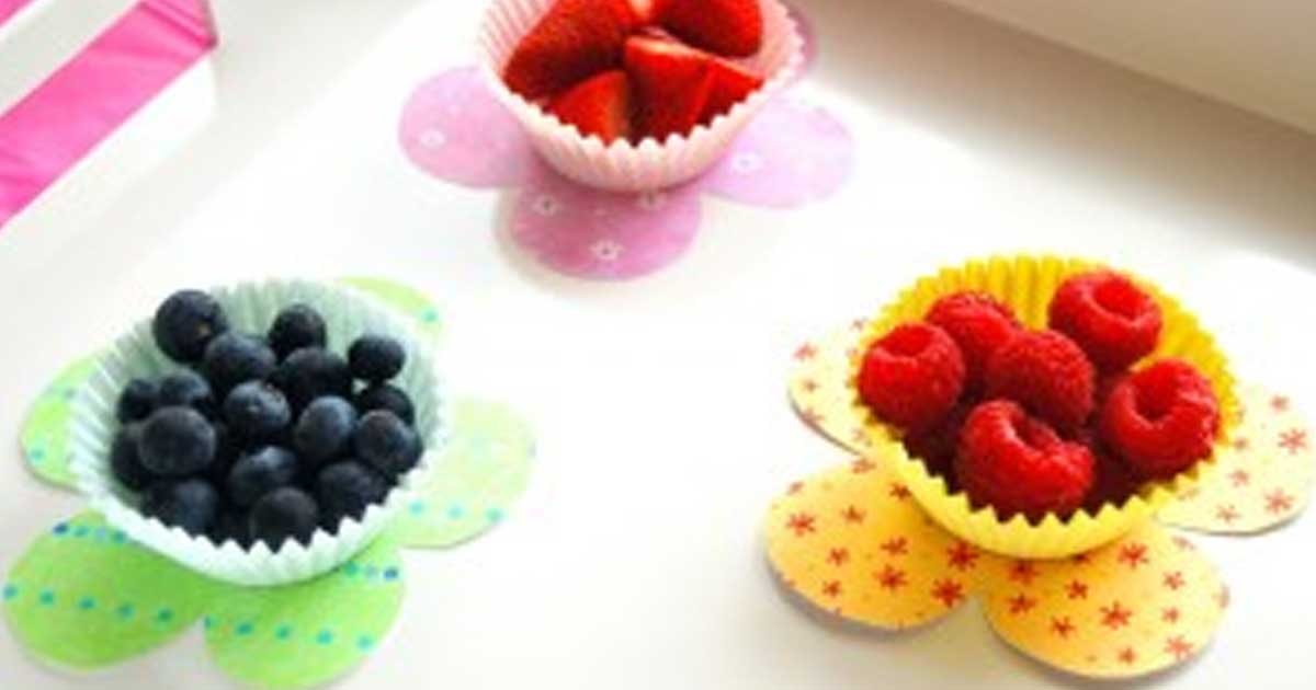 Image for Flower Snacks: A Great Snack Idea - Kids Snack Ideas Flower Snacks: A Great Snack Idea - Kids Snack Ideas