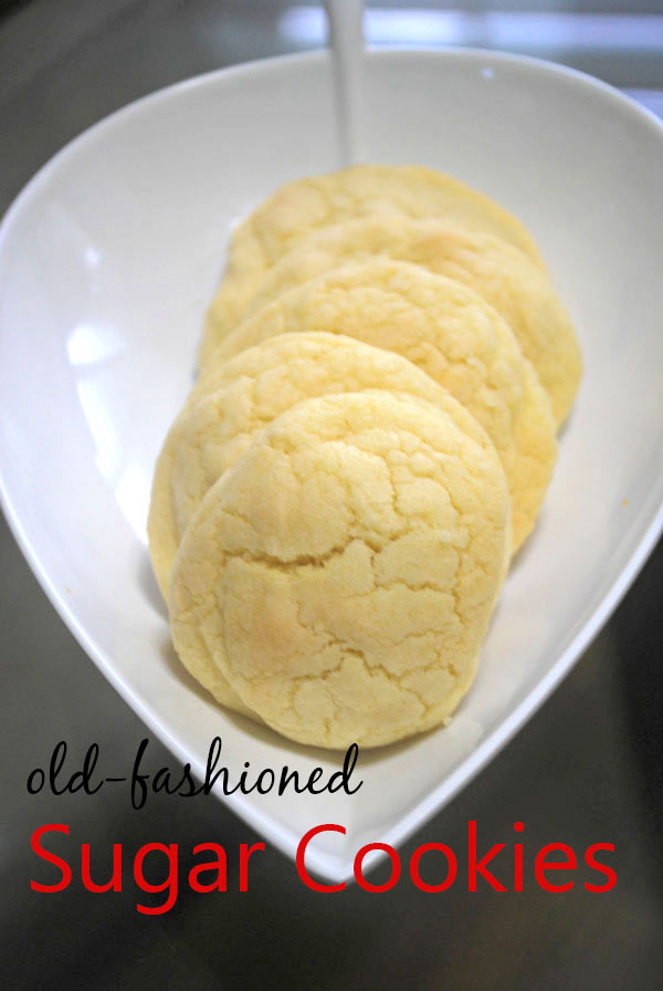 Image for Old Fashioned Sugar Cookies Recipe Old Fashioned Sugar Cookies Recipe