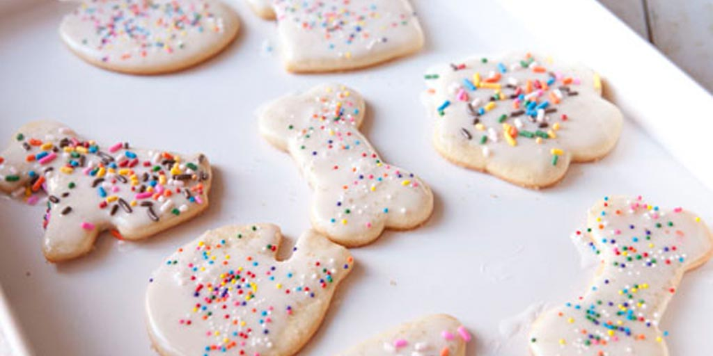 Sugar Cookies Recipe for Kiddos