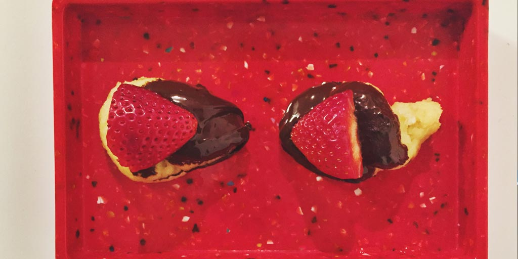 Image for Chocolate Puff Pastry Recipe Chocolate Puff Pastry Recipe