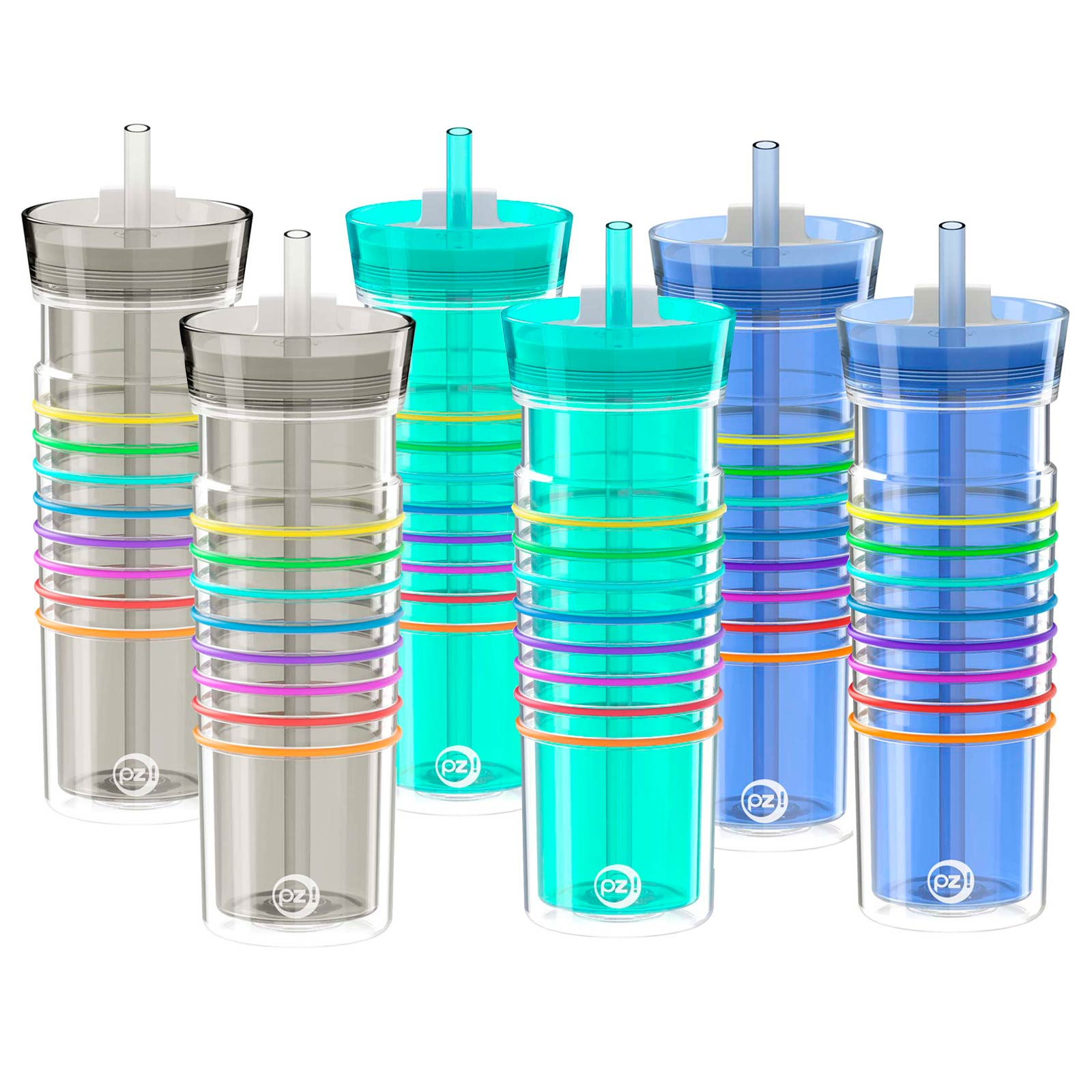 compatible with hydratrak® water bottles