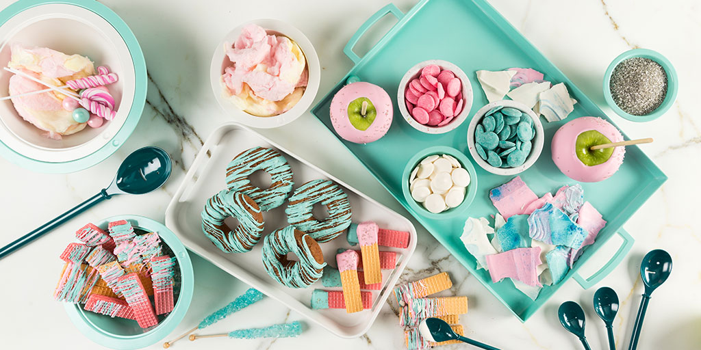 Image for sweet tips for different types of candy