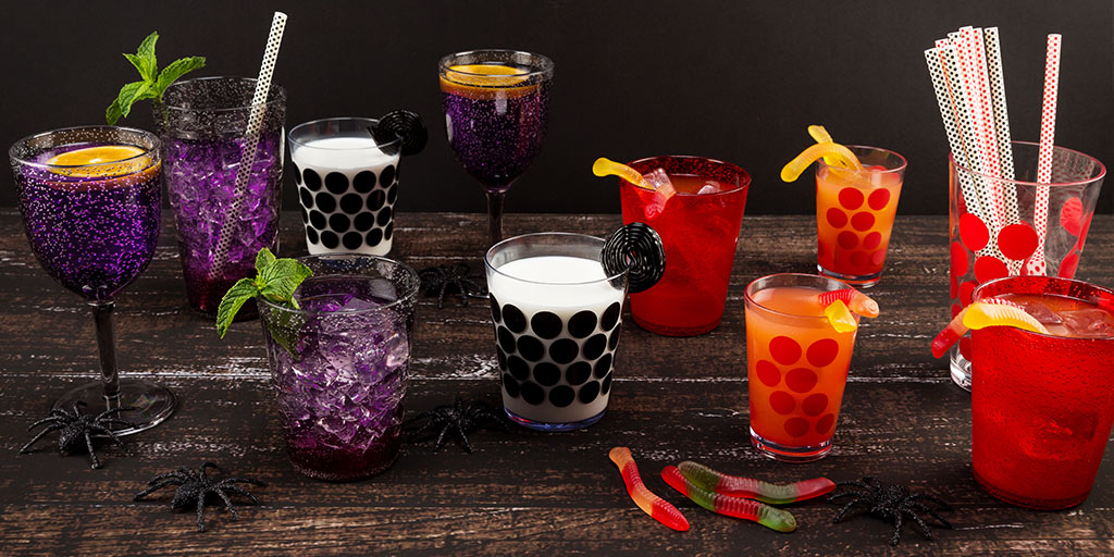 Halloween Drinks to Show Off Your Spooky Spirit
