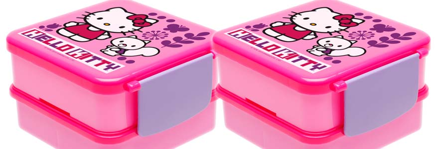 Image for Unhealthy, Expensive, Boring Lunch? Hello Kitty to the Rescue! Unhealthy, Expensive, Boring Lunch? Hello Kitty to the Rescue!