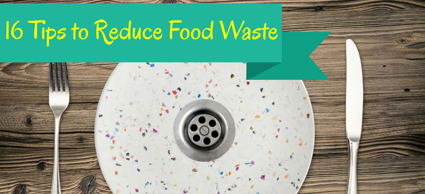 16 Tips to Beat Food Waste Statistics