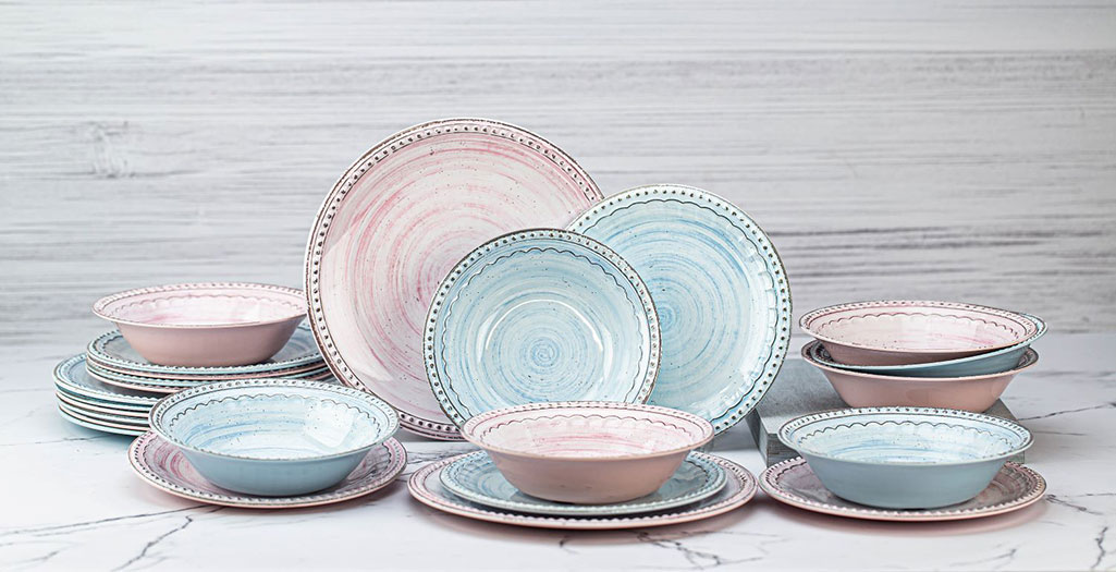 french country serveware and dinnerware sets image