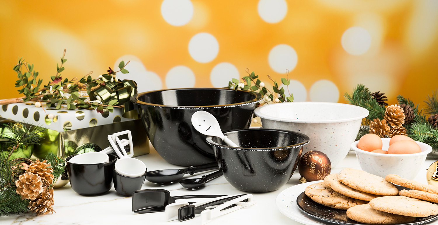 serveware and kitchen tools image