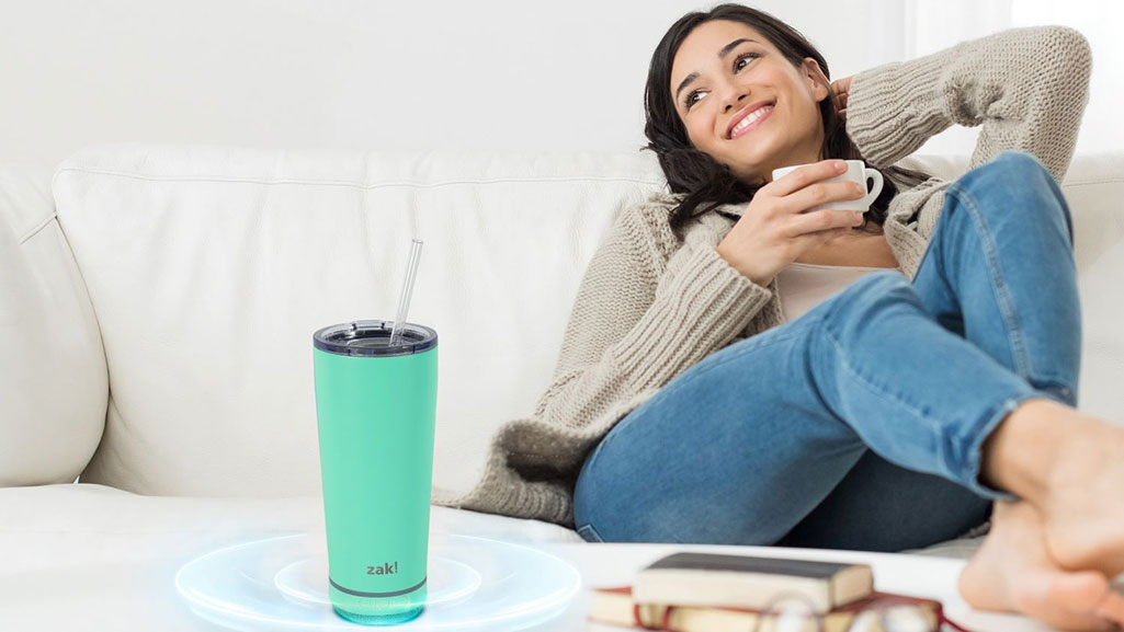 zak! play bluetooth speaker tumblers image