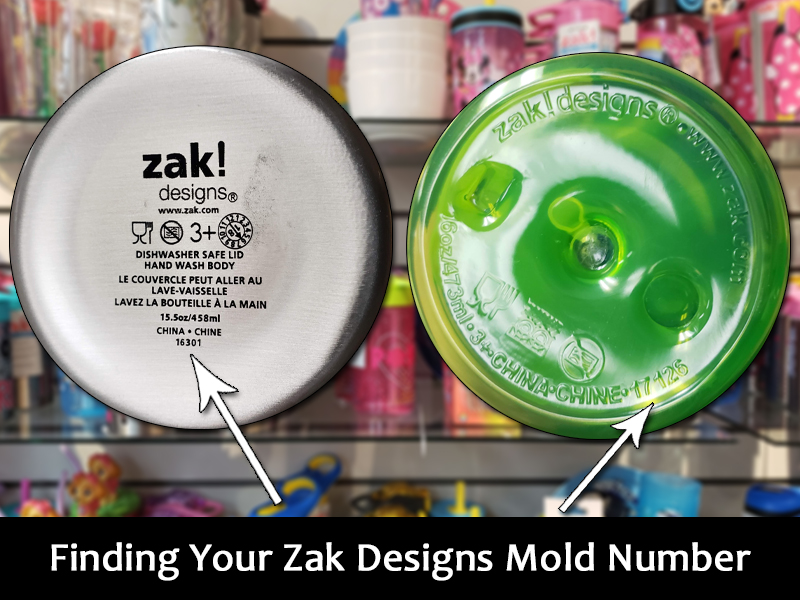 find your mold number