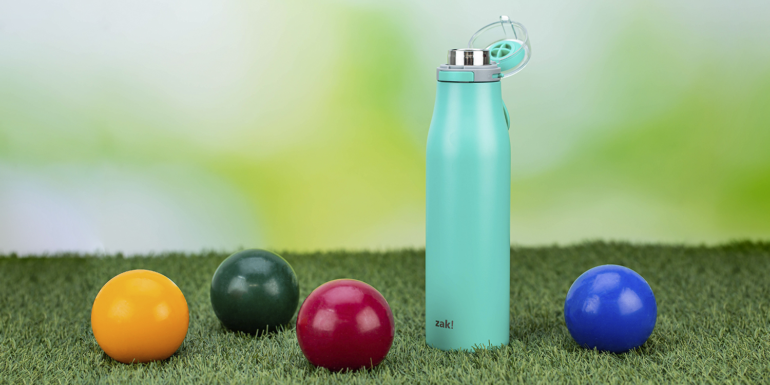 kiona water bottles hydrate at the push of a button