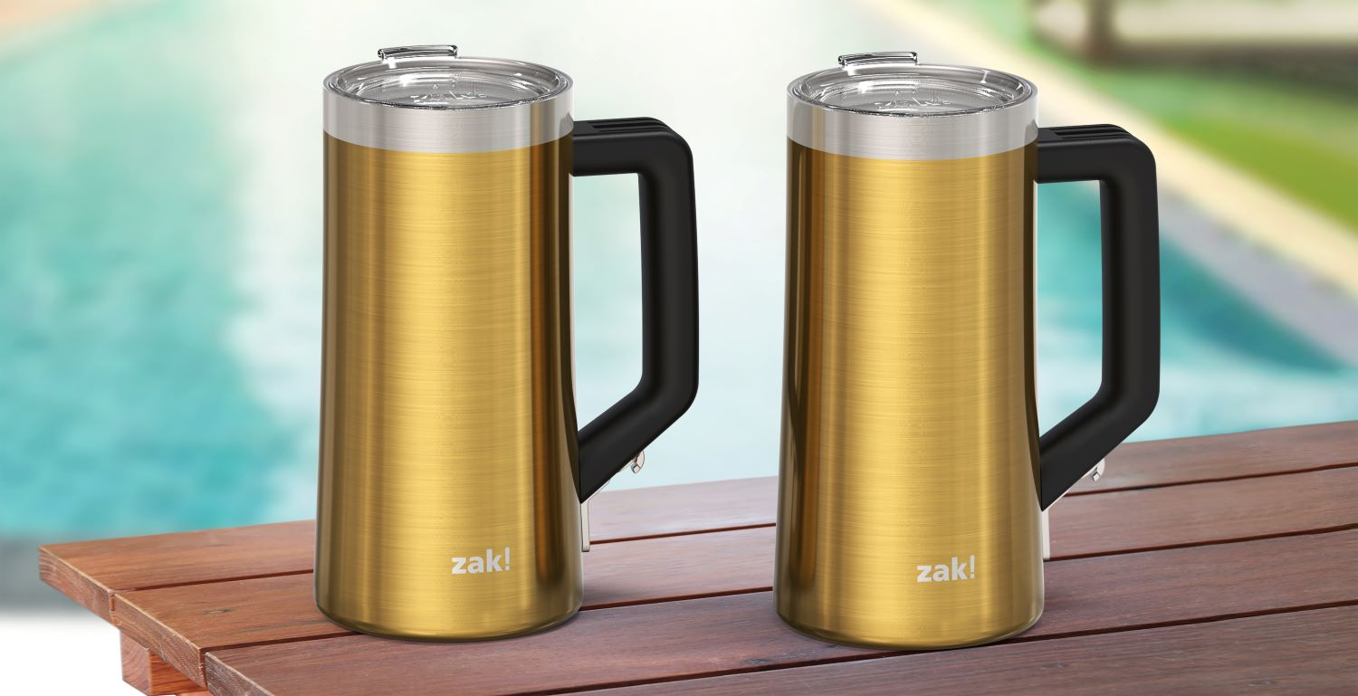 raise your glass vacuum insulated barware