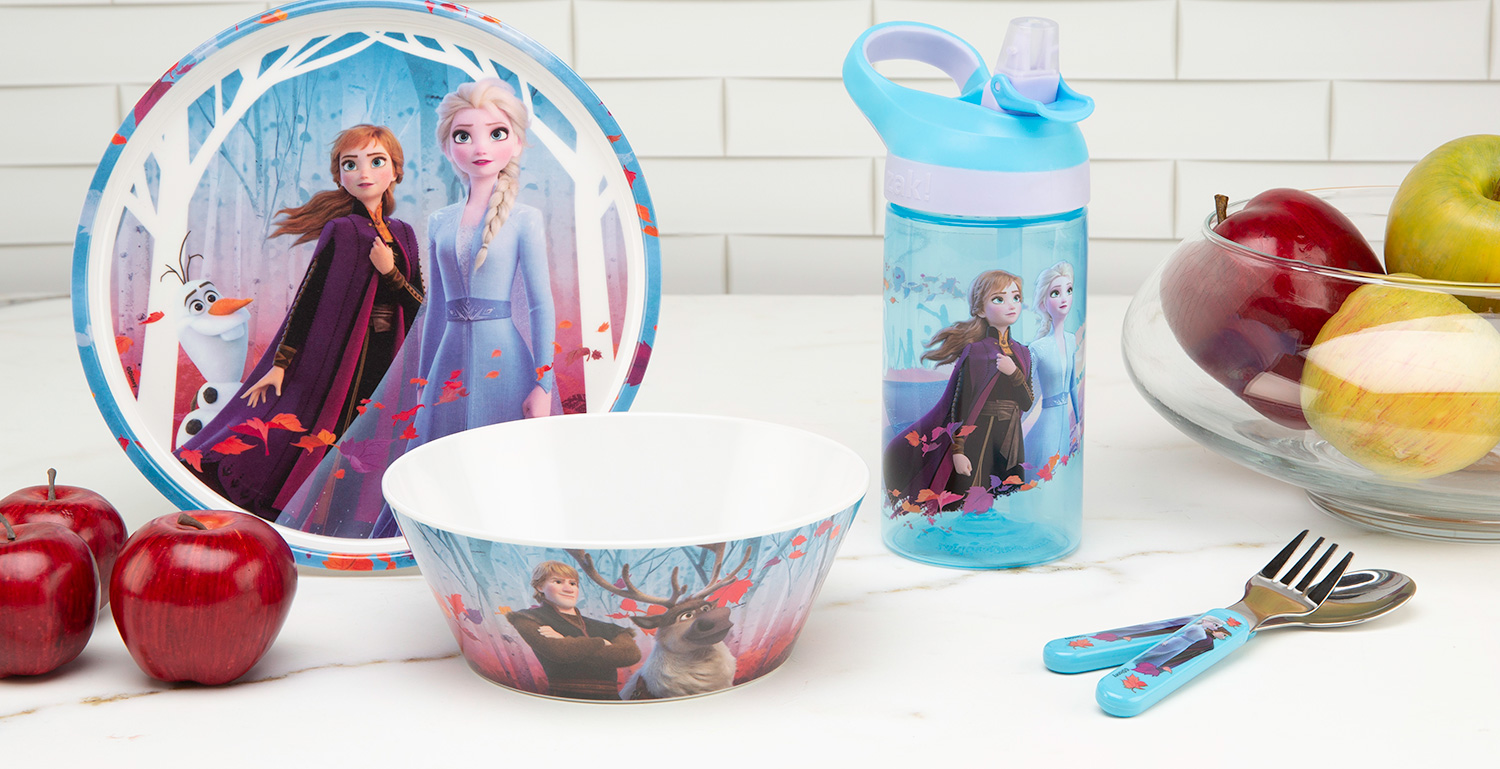 frozen 2 collection go into the unknown